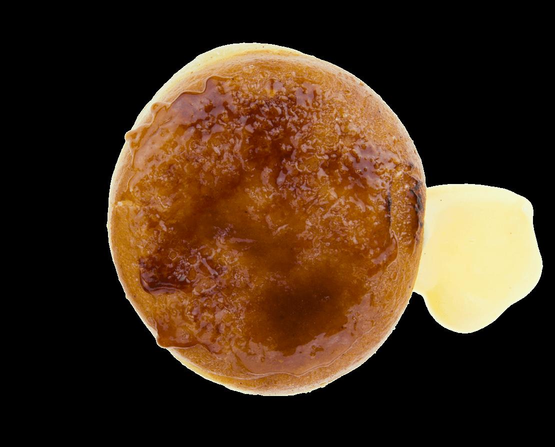 Bourbon Creme Brulee