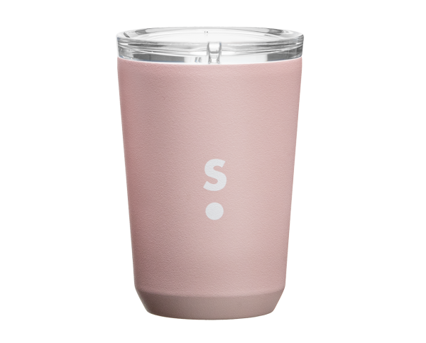 Pink Kinto To Go Tumbler 360ml