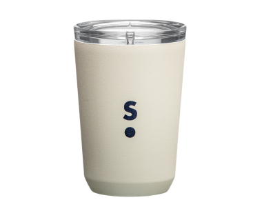 White Kinto To Go Tumbler 360ml